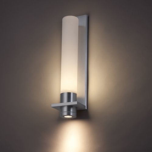Jedi Indoor/Outdoor LED Wall Sconce by Modern Forms ... on Modern Indoor Wall Sconce id=55017