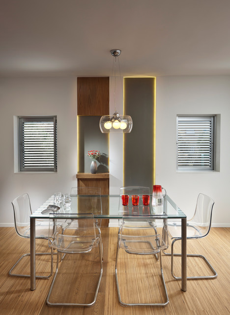 Dining Room Modern Dining Room Other Metro By Elad