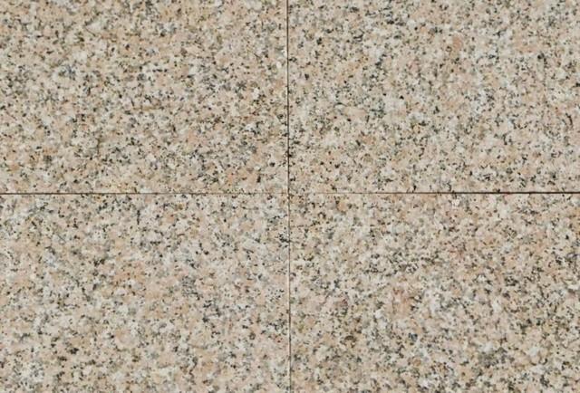 rosy pink granite tiles polished finish 4 x4 sample