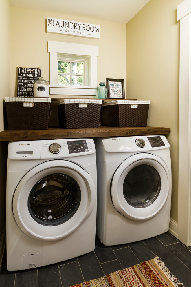 williams wood rd traditional laundry room on laundry room wall covering ideas id=47196