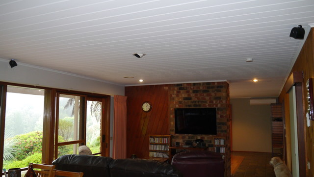 Painted Ceiling Lights