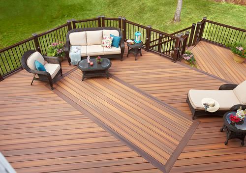 21 Impressive Deck Color Ideas For Your Next Project