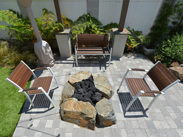 Mountain Arcadia - Rustic - Garden - Los Angeles - by ... on Arcadia Backyard Designs id=98215