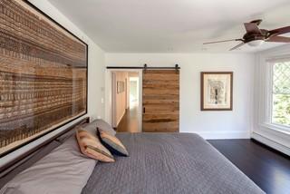 Professor's Row Renovation contemporary-bedroom