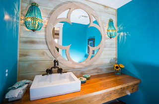 04 -- Severna Park Waterfront Home beach-style-powder-room