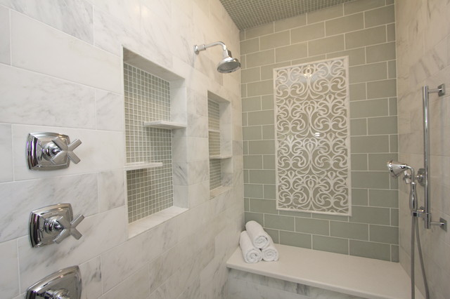 spa bathroom design ideas - traditional - bathroom - san diego