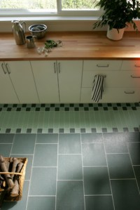 Cello Glass Floor Tile   Modern   Kitchen   Vancouver   by     Cello Glass Floor Tile modern kitchen