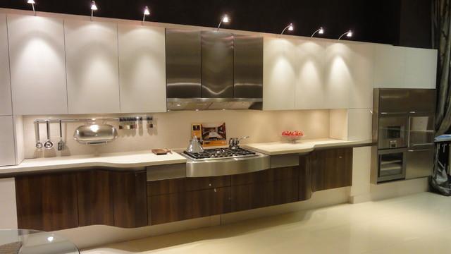 NEFF Of Chicago Showroom Contemporary Kitchen