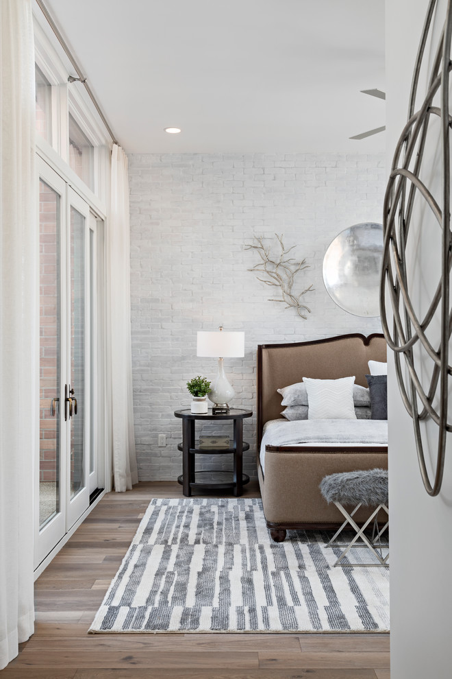 AFT New Model Home - Transitional - Bedroom - Phoenix - by ... on New Model Bedroom Design  id=42107