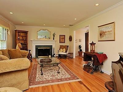 Long Rectangular Living Room Layout