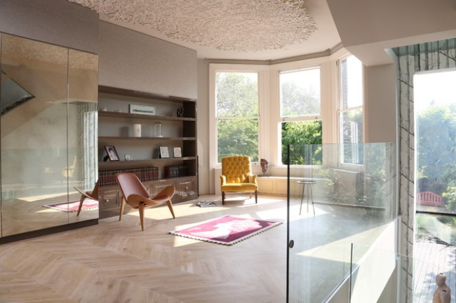 House Primrose Hill contemporary-living-room
