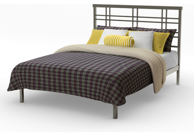 Amisco Heritage Metal Platform Bed