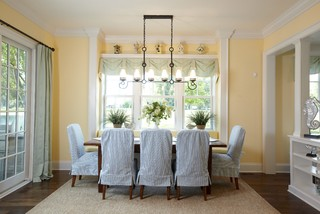 Cress Creek Traditional Dining Room Chicago By Siena Custom Builders Inc