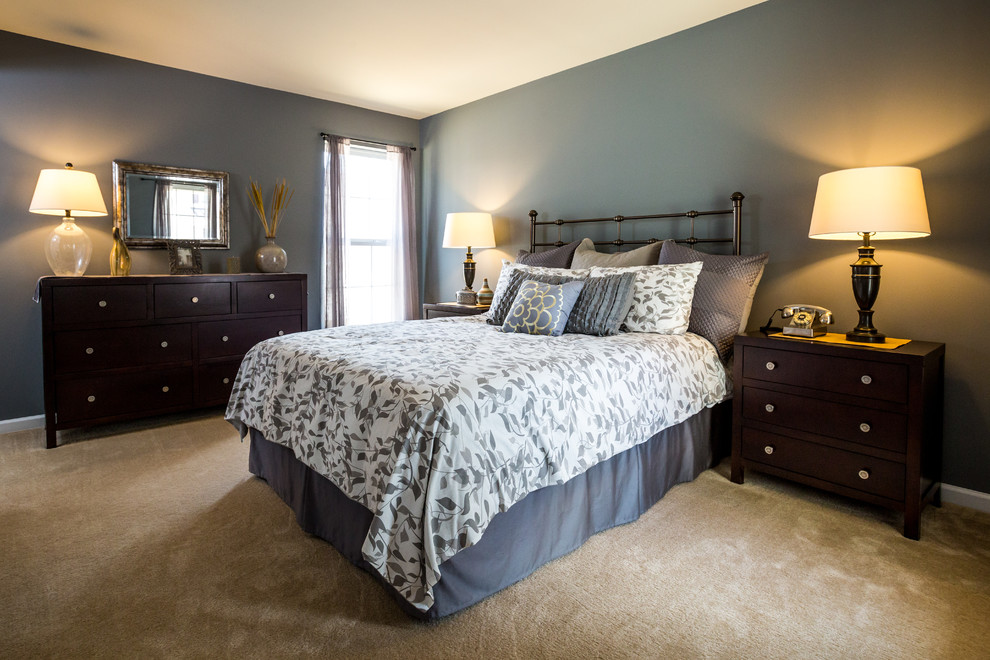 Springfield Village New Home Community - Model Home Master ... on Model Bedroom Ideas  id=68330