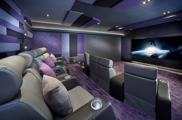 Montreal Home Theater   Contemporary   Home Theater   Montreal   by     Montreal Home Theater contemporary home theater
