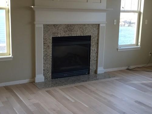 White Oak Floor Stain Choice