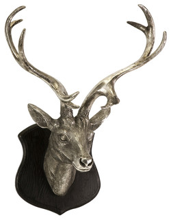 "Prime Decor Collection Ames Deer Rack 24""Hx19""Wx13.5"""