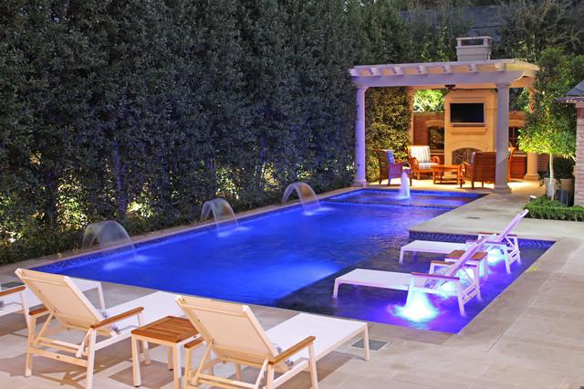 Modern Pools on Modern Backyard Ideas With Pool id=31950