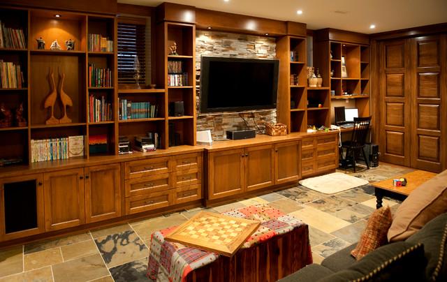 THE BEACH- Award Winning traditional-basement