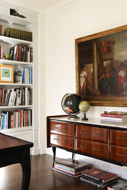 William Hefner Architecture Interiors & Landscape traditional-home-office