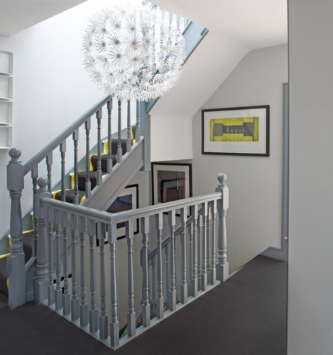 Paint Your Staircase Railing