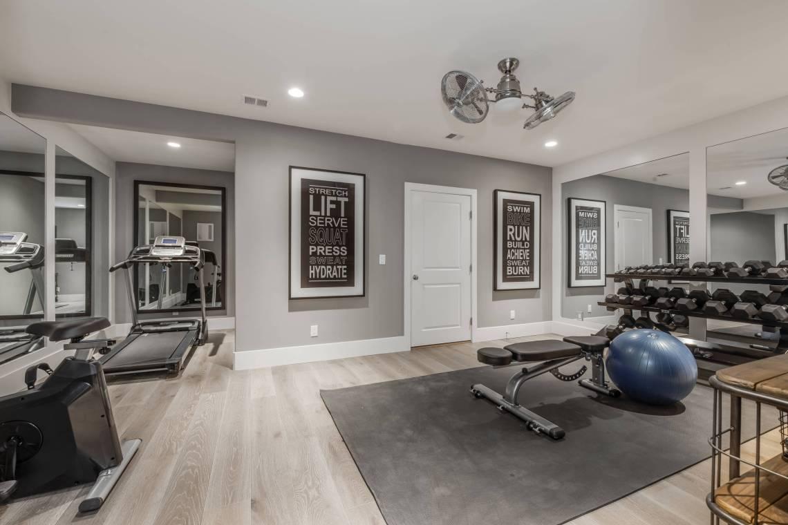 Best Sunroom Gym Ideas - My Head Ideas