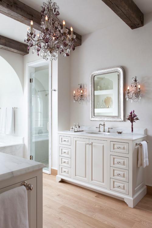 Aranżacja łazienki W Stylu Francuskim Blog Villadecor