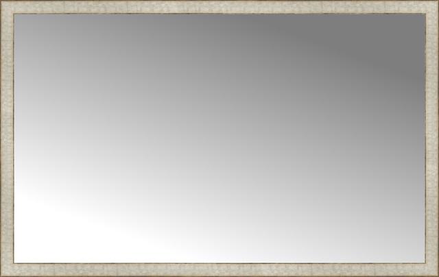 """62""""x39"""" Custom Framed Mirror"""