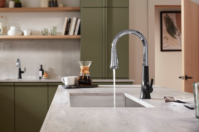 8 trends in new kitchen faucets for 2021