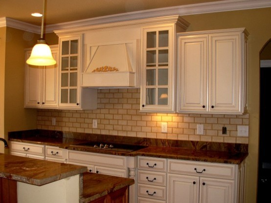 pictures of gray distressed kitchen cabinets black white painted traditional
