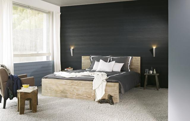Maestro Wall Panels Contemporary Bedroom Grand