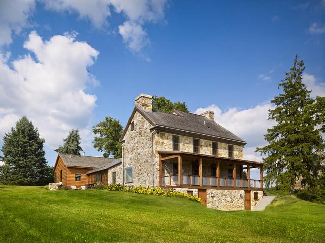 Elverson Farmhouse