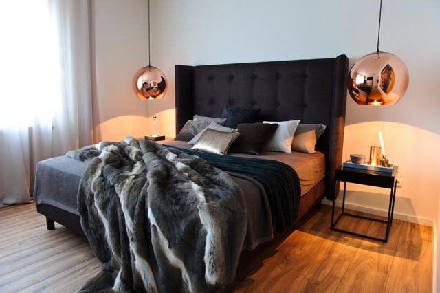 Privathaus E modern-schlafzimmer