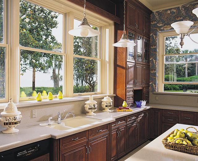 Windows Doors Traditional Kitchen Minneapolis Lindus