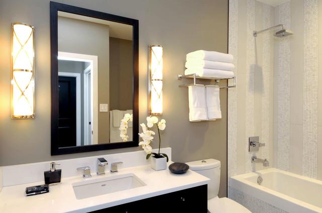 your bath hotel style towel racks