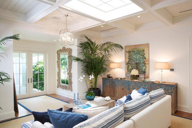 La Gorce Miami Beach Style Living Room Miami By