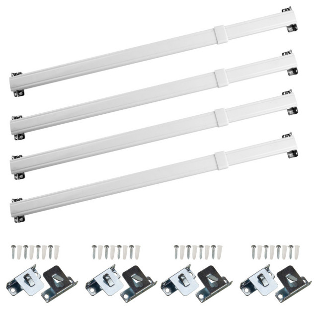 flat sash rods set of 4 6 11