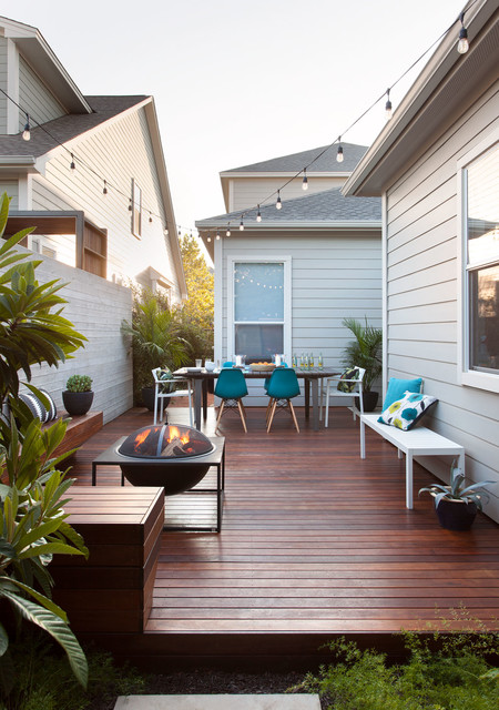 12 Small-Deck Design Ideas for Outdoor Dining and Lounging on Small Yard Deck id=60002