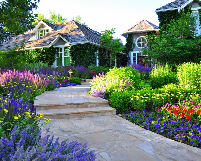 Front Yard Renovation - Traditional - Landscape - Other ... on Front Yard Renovation Ideas id=64730