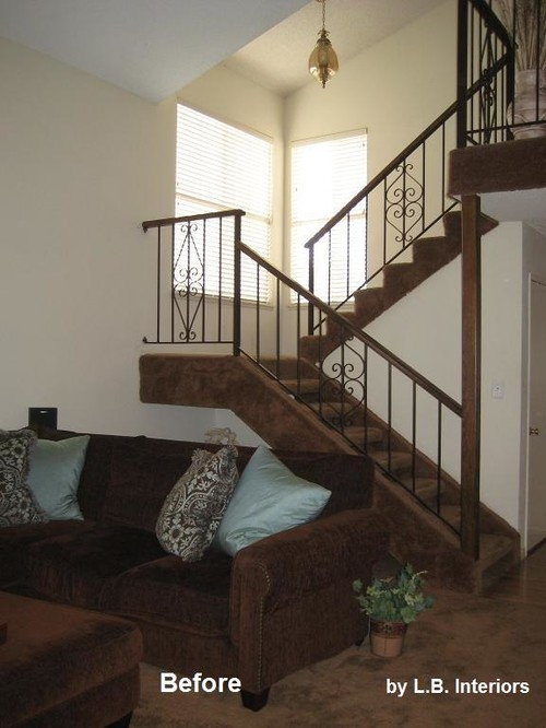 Porcelain Tile On Staircase Treads Wood Look A Like | Wood Look Stair Treads