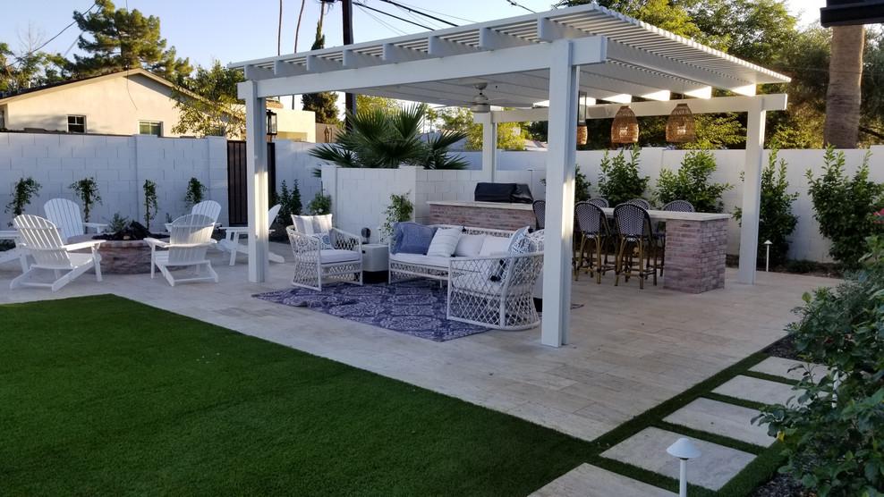 Arcadia - Phoenix II - Farmhouse - Patio - Phoenix - by ... on Arcadia Backyard Designs id=89320