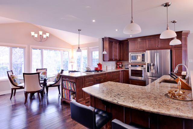 ... Renovation (Ottawa) - Kitchen - ottawa - by Amsted Design-Build