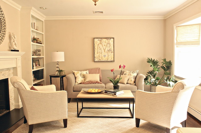 Casual Luxe Living Room