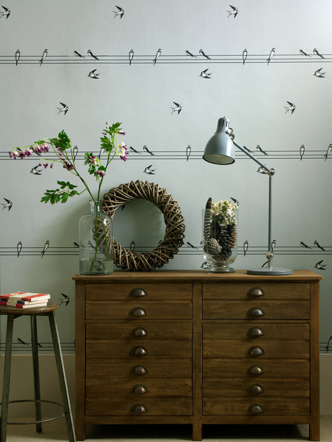 Hallway Wallpaper Ideas Traditional Hall Sussex By Wallpaperdirect Uk Houzz Au