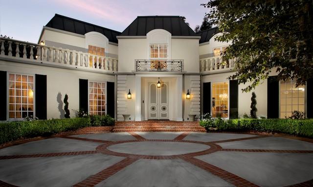 Southern California Homes Traditional Exterior Los