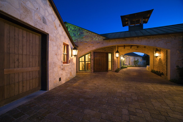 Angelwylde House Rustic Exterior Austin By Webber Studio Architects