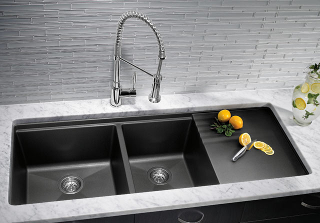 kitchen sinks granite composite offers