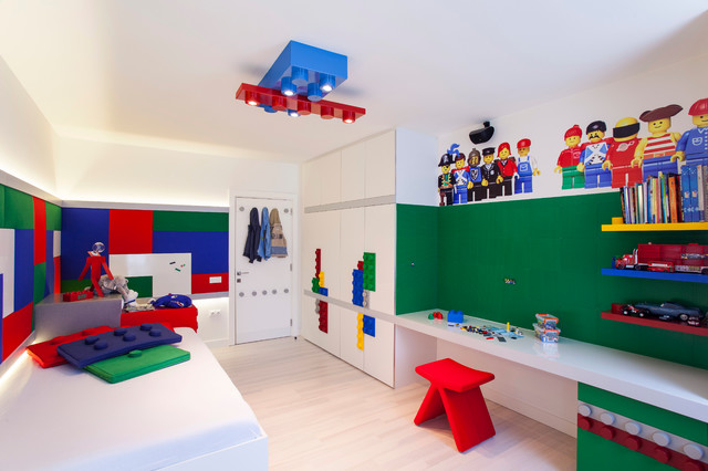 Kalkan Dublex Apartment/Suadiye contemporary-kids