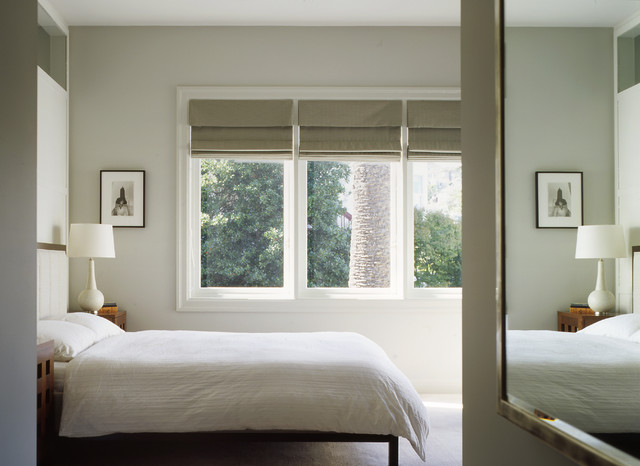 dolores street residence - traditional - bedroom - san francisco