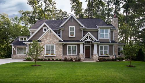 Photo By Lindsey Markel U2013 Look For Craftsman Exterior Home Design  Inspiration